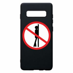 Phone case for Samsung S10+ Sign