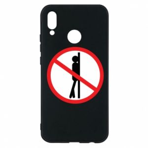 Phone case for Huawei P20 Lite Sign