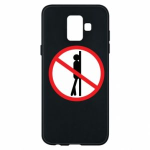 Phone case for Samsung A6 2018 Sign