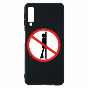 Phone case for Samsung A7 2018 Sign