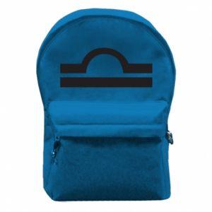 Plecak z przednią kieszenią Zodiac sign Libra