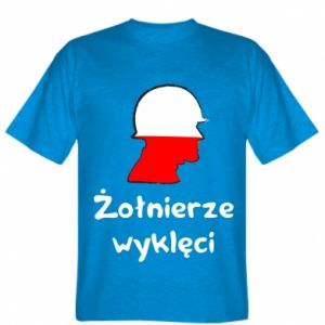 T-shirt Cursed soldiers - flag of Poland