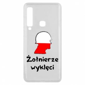 Phone case for Samsung A9 2018 Cursed soldiers - flag of Poland - PrintSalon