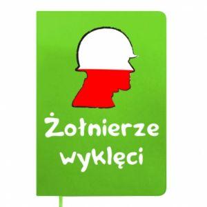 Notes Żołnierze wyklęci - flaga Polski