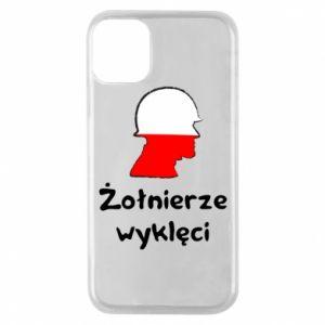 Etui na iPhone 11 Pro Żołnierze wyklęci - flaga Polski