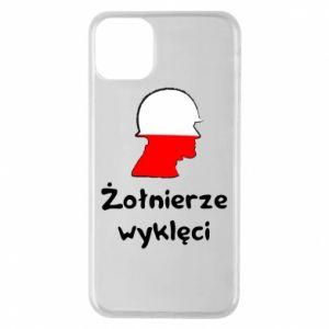 Etui na iPhone 11 Pro Max Żołnierze wyklęci - flaga Polski