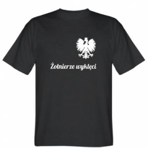 T-shirt Poland. Cursed soldiers