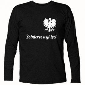 Koszulka z długim rękawem Polska. Żołnierze wyklęci