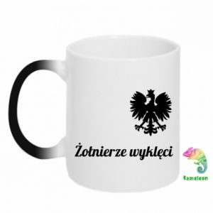 Chameleon mugs Poland. Cursed soldiers