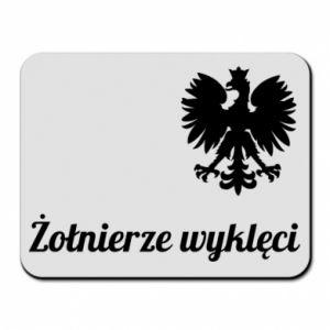 Podkładka pod mysz Polska. Żołnierze wyklęci