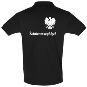 Koszulka Polo Polska. Żołnierze wyklęci