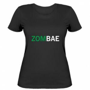 Koszulka damska Zombae