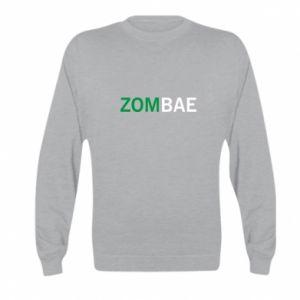 Bluza dziecięca Zombae
