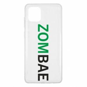 Etui na Samsung Note 10 Lite Zombae