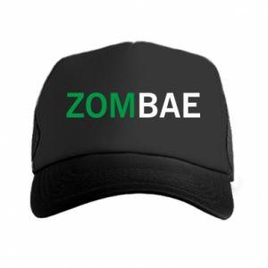 Trucker hat Zombae - PrintSalon
