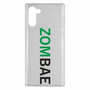 Etui na Samsung Note 10 Zombae