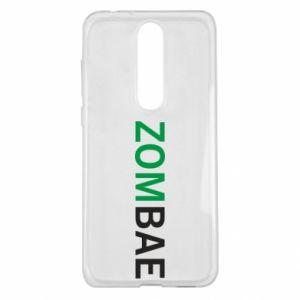 Etui na Nokia 5.1 Plus Zombae