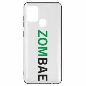 Etui na Samsung A21s Zombae