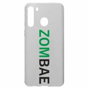 Etui na Samsung A21 Zombae