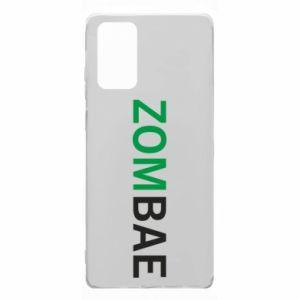 Etui na Samsung Note 20 Zombae