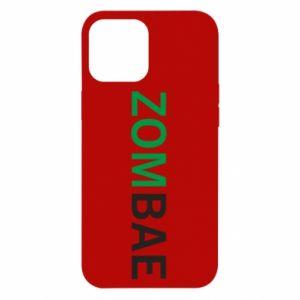 Etui na iPhone 12 Pro Max Zombae