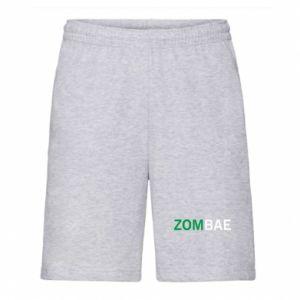 Men's shorts Zombae - PrintSalon