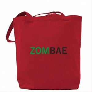 Bag Zombae - PrintSalon