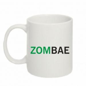 Mug 330ml Zombae - PrintSalon