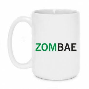 Mug 450ml Zombae - PrintSalon