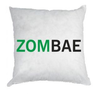Pillow Zombae - PrintSalon