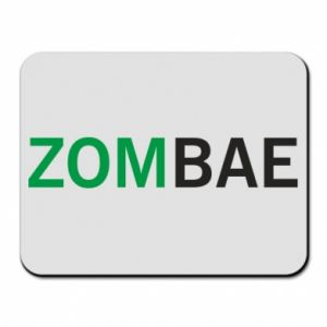 Mouse pad Zombae - PrintSalon