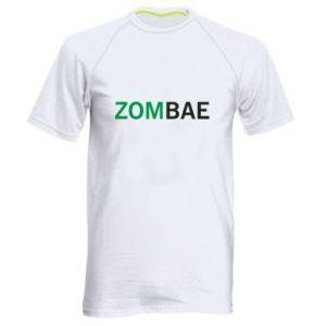 Men's sports t-shirt Zombae - PrintSalon