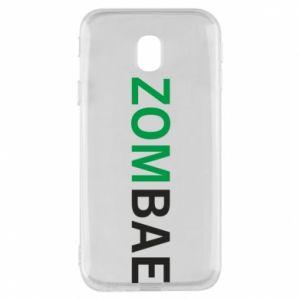 Phone case for Samsung J3 2017 Zombae - PrintSalon