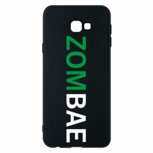 Phone case for Samsung J4 Plus 2018 Zombae - PrintSalon