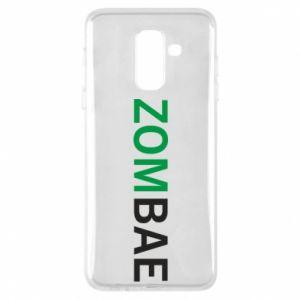 Phone case for Samsung A6+ 2018 Zombae - PrintSalon