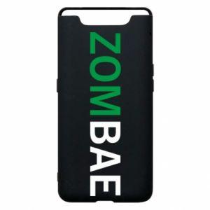 Phone case for Samsung A80 Zombae - PrintSalon