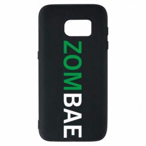 Phone case for Samsung S7 Zombae - PrintSalon