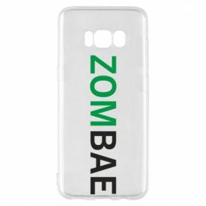 Phone case for Samsung S8 Zombae - PrintSalon