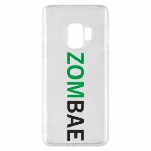 Phone case for Samsung S9 Zombae - PrintSalon