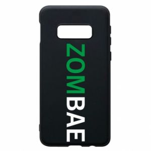 Phone case for Samsung S10e Zombae - PrintSalon