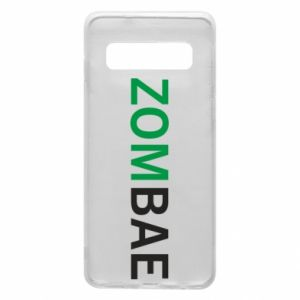 Phone case for Samsung S10 Zombae