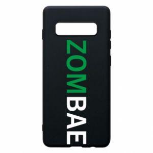 Phone case for Samsung S10+ Zombae - PrintSalon