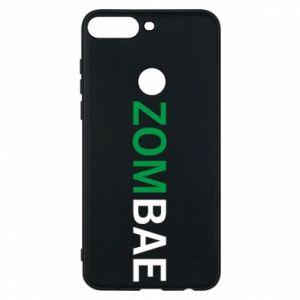 Phone case for Huawei Y7 Prime 2018 Zombae - PrintSalon