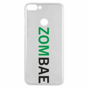 Phone case for Huawei P Smart Zombae - PrintSalon