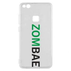 Phone case for Huawei P10 Lite Zombae - PrintSalon