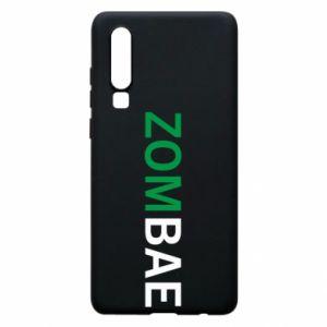 Phone case for Huawei P30 Zombae - PrintSalon
