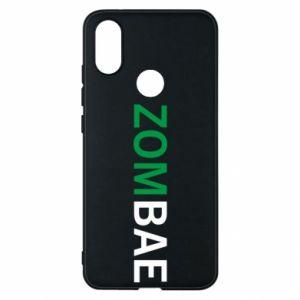 Phone case for Xiaomi Mi A2 Zombae - PrintSalon