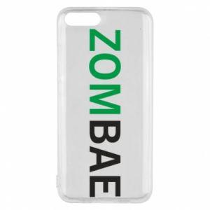 Phone case for Xiaomi Mi6 Zombae - PrintSalon