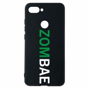 Phone case for Xiaomi Mi8 Lite Zombae - PrintSalon