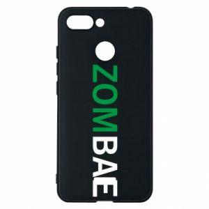 Phone case for Xiaomi Redmi 6 Zombae - PrintSalon